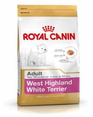Royal Canin West Highland Terrier Adult 3 kg