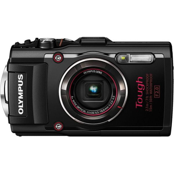Olympus Tough TG-4 Black