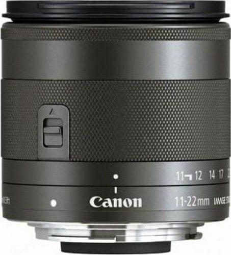Canon objektiv EF-M 11-22mm f/4-5.6 IS STM