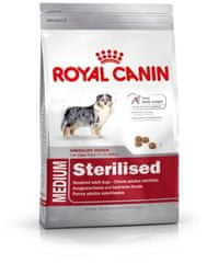 Royal Canin Medium Sterilised Kutyaeledel, 12 kg