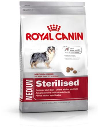 Royal Canin hrana za srednje pse Sterilised, 12 kg