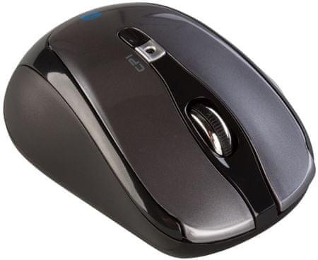 I-TEC BlueTouch 243 Bluetooth optikai egér, Fekete