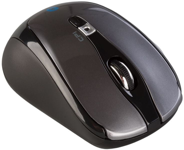 I-TEC BlueTouch 243 - BLUETOOTH optická myš - černá (MW243-BLACK)