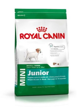 Royal Canin Mini Junior hrana za mlade pse, 8 kg