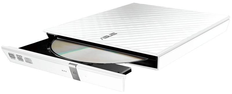 Asus SDRW-08D2S-U Lite bílá