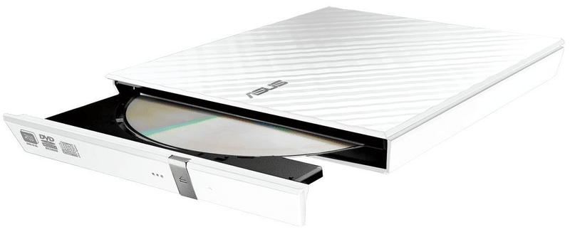 Asus externí DVD±RW (SDRW-08D2S-U Lite) bílá
