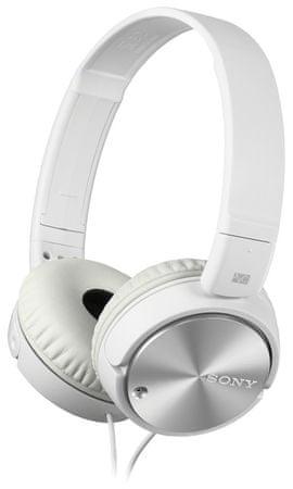 Sony MDR-ZX110NA bílá - rozbaleno