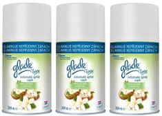 Glade Glade by Brise Automatic PACK 3 x náplň Bali 269ml