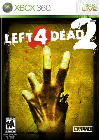 EA Games Left 4 Dead 2 (Xbox 360)