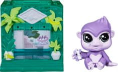 Littlest Pet Shop gorila s hiško