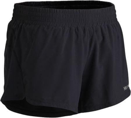 Marmot kratke hlače Zeal, ženske, črne, M