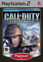 Activision Call of Duty: Hour Platinum (PS2)