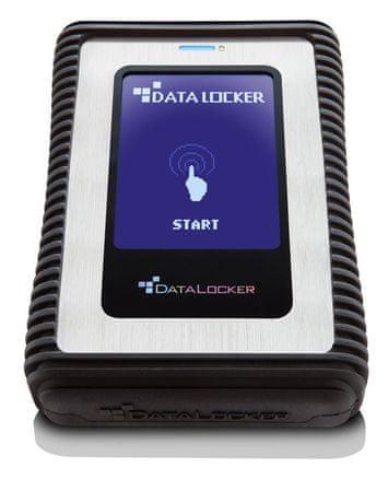 Varni prenosni disk DataLocker DL3 FE 1TB