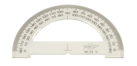 Faibo geometer 15CM,180' (10502-PES)