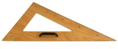 Blue Link lesen trikotnik 50 cm, 60° 35