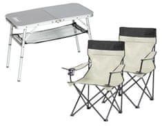 Coleman Set stolík Mini Camp + dve stoličky Standard Quad