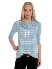 Chaps dámské tričko s originálním límcem