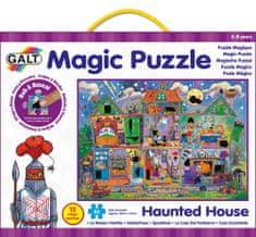 GALT Magické puzzle - strašidelný dom 2