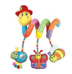 GALT Červík Pepík - detská hračka na postieľku