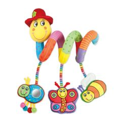 Galt Červík Pepík - dětská hračka na postýlku