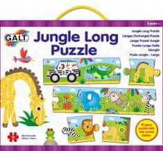 GALT Dlhé podlahové puzzle - Džungľa