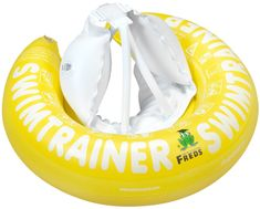 Freds swim academy Fredov obroč - rumeni, od 20 do 36 kg