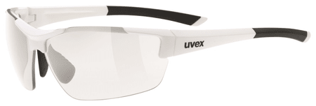 Uvex športna očala Sportstyle 612 Variomatic Lite, bela
