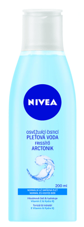 Nivea Tonik za normalno do mešano kožo, 200 ml