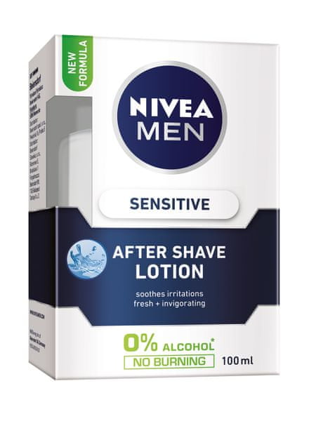 Nivea MEN Voda po holení Sensitive 100 ml