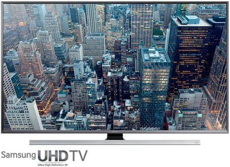 SAMSUNG UE75JU7002 3D Smart UHD LED TV II. osztály