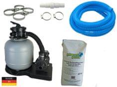 Planet Pool filter paket Aqua Mini 300, 4 m3/15 kg