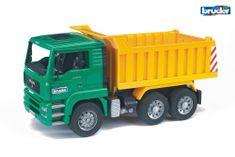 Bruder tovornjak kiper MAN, 45 cm