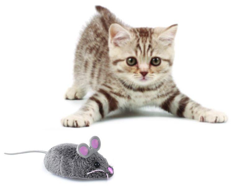 Hexbug Robotická myš šedivá