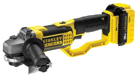Stanley akumulatorski kotni brusilnik FMC761M2
