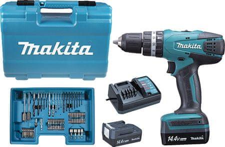 Makita akumulatorski udarni vrtalni vijačnik HP347DX100