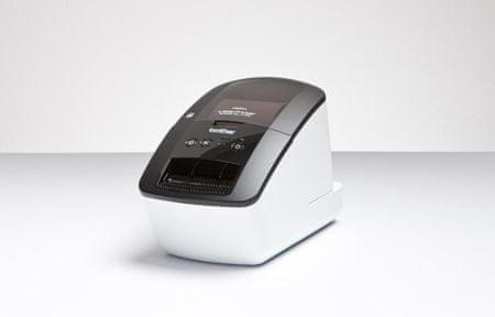 Brother tiskalnik nalepk (QL-710W)