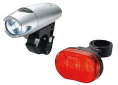 Torch set kolesarskih svetilk Cycle Light