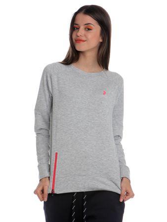 PeakPerformance női pulóver M szürke