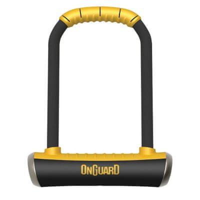 Onguard kolesarska u-lock ključavnica Pitbull STD 8003