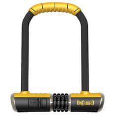 Onguard kolesarska u-lock ključavnica Bulldog Combo STD 8010C