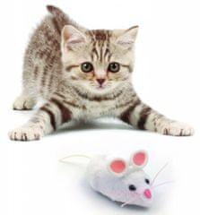 Hexbug Ruchoma mysz, biała