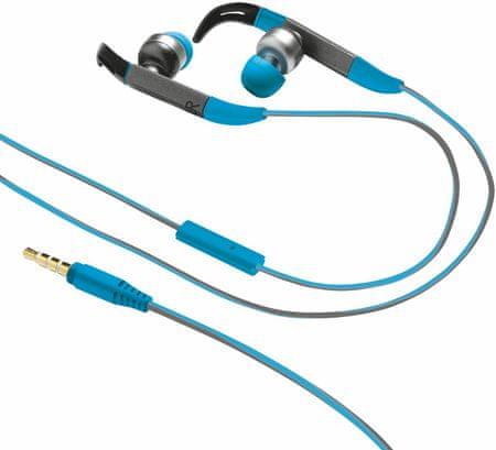 Trust Fit In-ear Sports Headphones - blue (20321)
