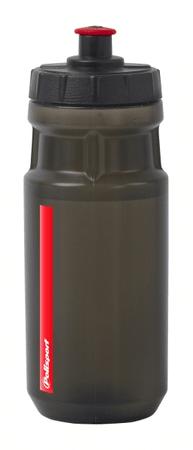 Polisport bidon Scale 550 ml, črn-rdeč