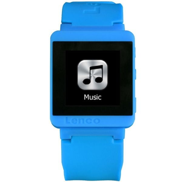 LENCO Sportwatch-100 Blue