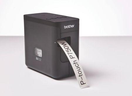 Brother tiskalnik nalepk (PT P750W)