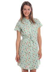 Brakeburn dámské bavlněné šaty s límečkem