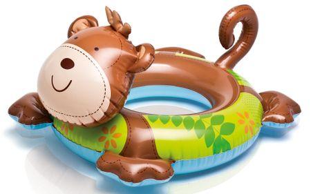 Intex plavalni obroč Opica