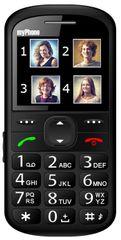 myPhone telefon komórkowy HALO 2, czarny
