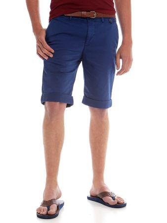 Pepe Jeans Barnet Short 34 modrá