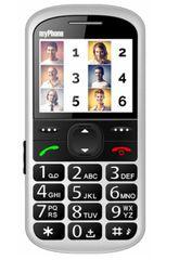 myPhone telefon komórkowy HALO 2, biały